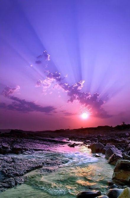 Фотографии природы красивые облака (7)