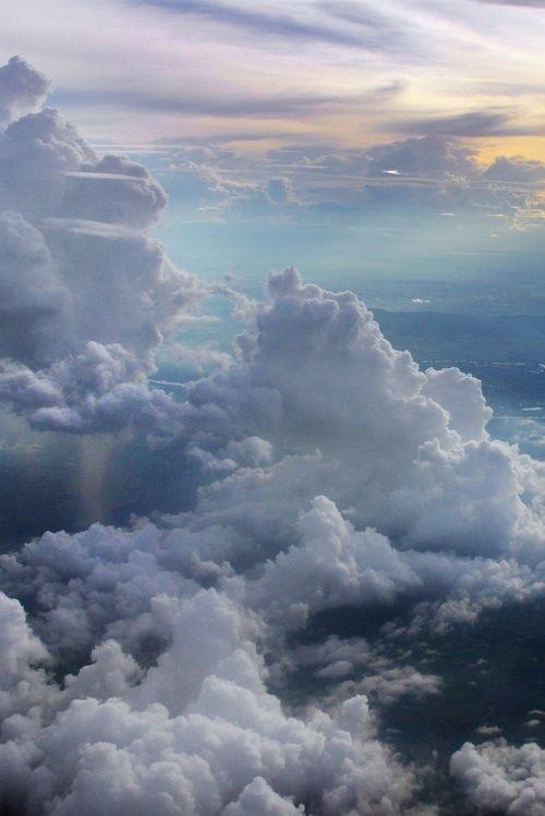 Фотографии природы красивые облака (9)