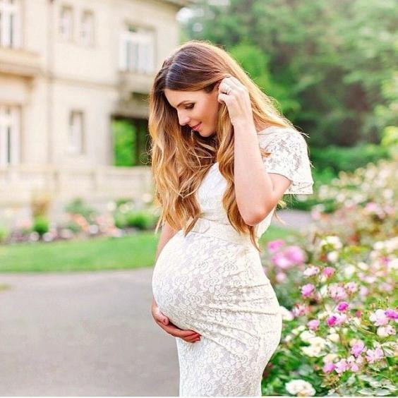 Фотосессия беременности на природе (11)