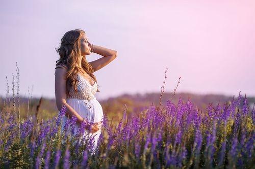 Фотосессия беременности на природе (17)