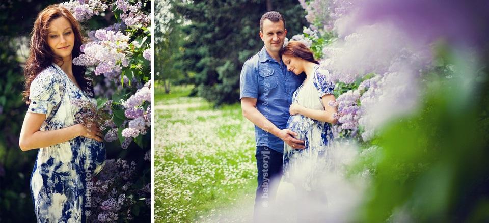 Фотосессия беременности на природе (21)