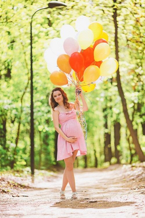 Фотосессия беременности на природе (3)