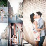 Фотосессия для пары на улице