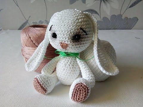 Фото как связать кролика крючком (14)
