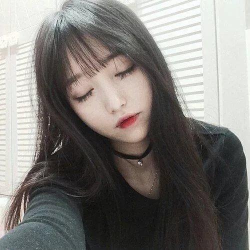 Фото кореянка на аву (18)