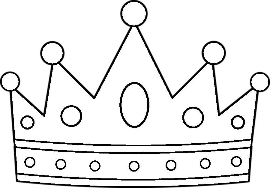 Фото макет короны из бумаги (1)