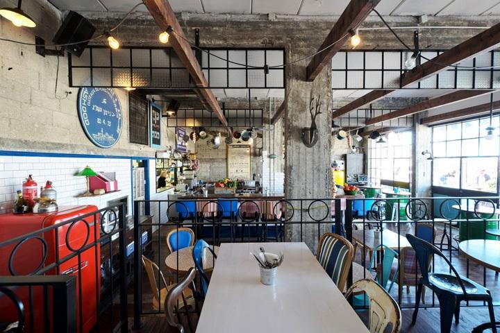 Фото ресторан в деревенском стиле (1)