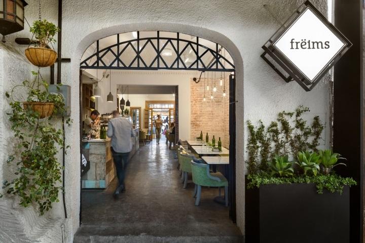 Фото ресторан в деревенском стиле (10)