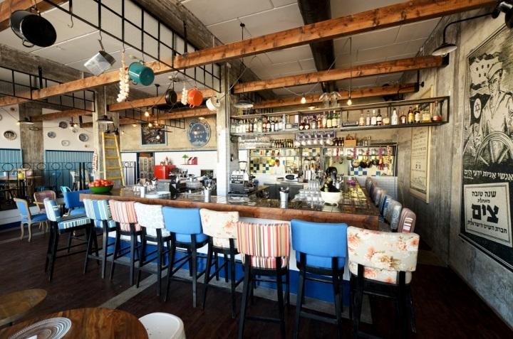 Фото ресторан в деревенском стиле (2)