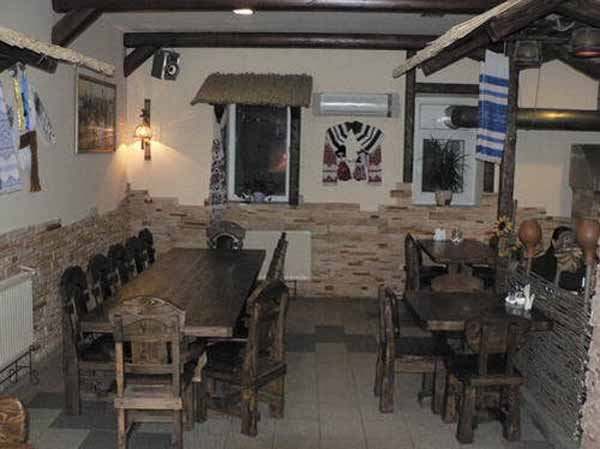 Фото ресторан в деревенском стиле (20)