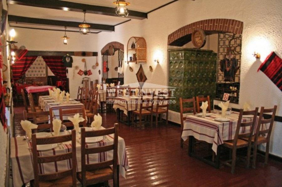 Фото ресторан в деревенском стиле (24)