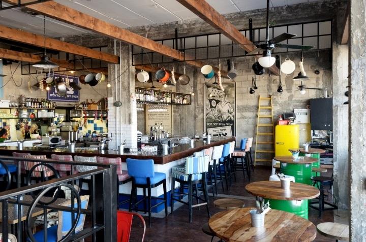 Фото ресторан в деревенском стиле (25)