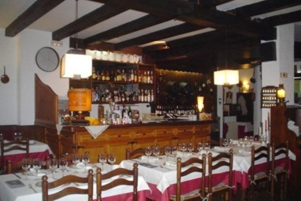 Фото ресторан в деревенском стиле (3)