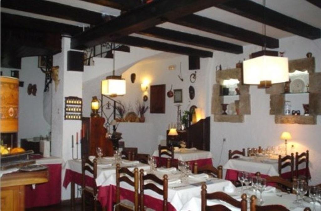 Фото ресторан в деревенском стиле (5)