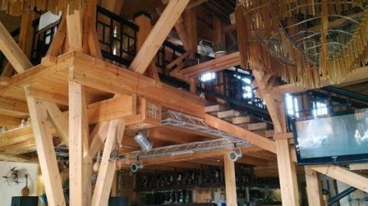 Фото ресторан в деревенском стиле (6)