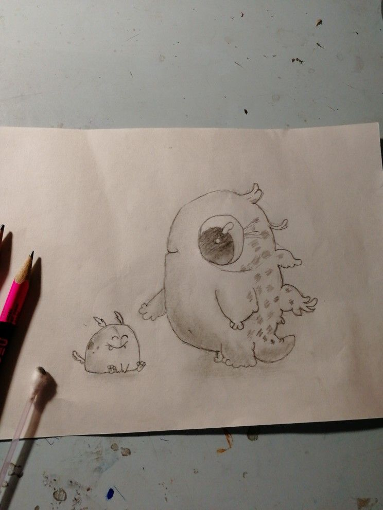 Картинки для девочки 12 лет для срисовки (13)