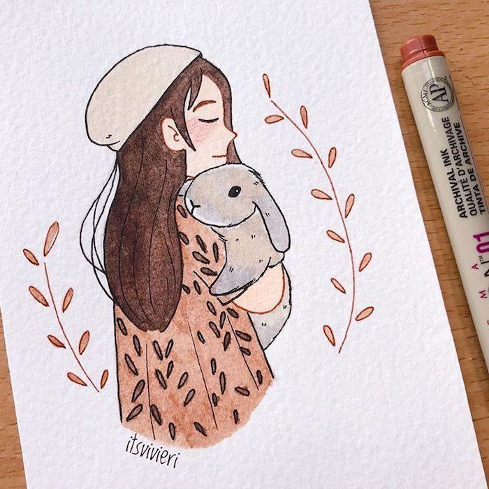 Картинки для срисовки kawaii (16)