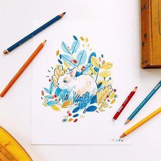 Картинки для срисовки kawaii (2)