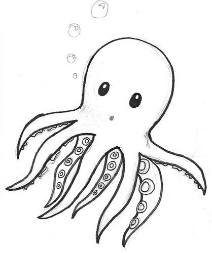 Картинки для срисовки kawaii (39)