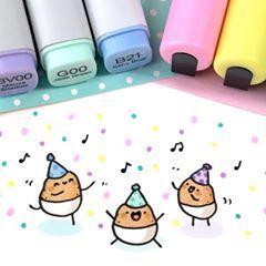 Картинки для срисовки kawaii (5)