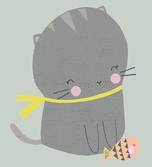 Няшные картинки для срисовки для лд (15)