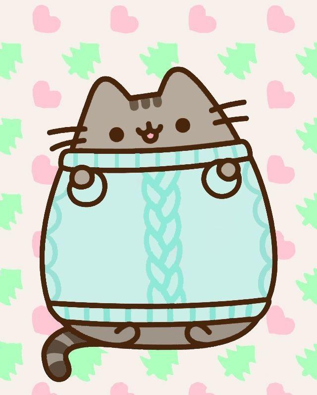 Картинки для срисовки котята милые (16)