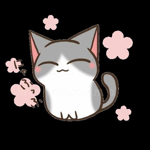 Картинки для срисовки котята милые (2)