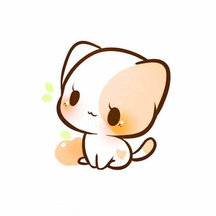 Картинки для срисовки котята милые (29)