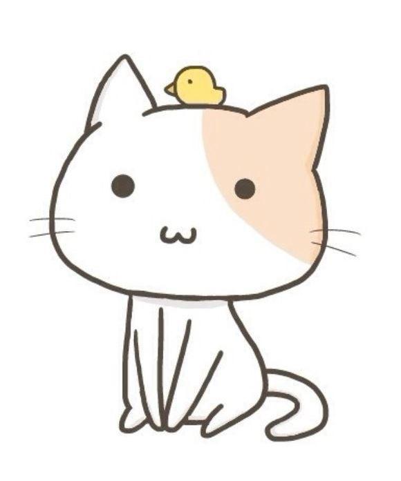 Невероятные срисовки котят (17)