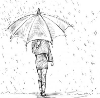 Рисунки карандашом для срисовки для начинающих людей (15)
