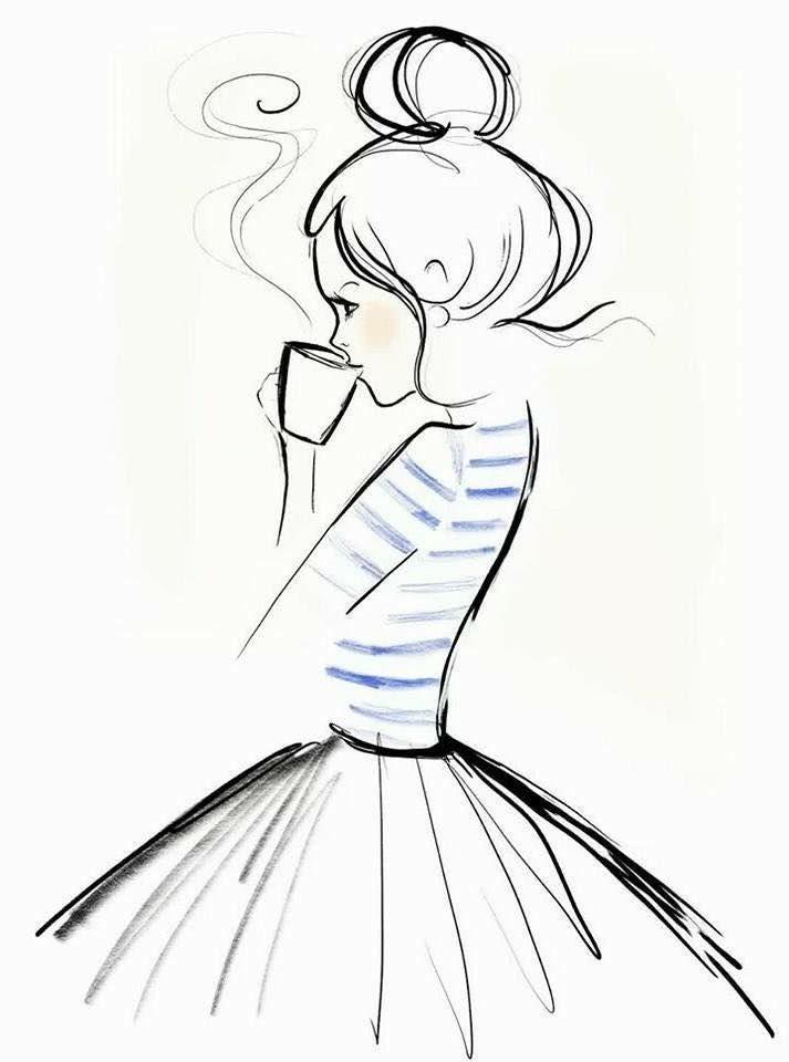 Рисунки карандашом для срисовки для начинающих людей (24)