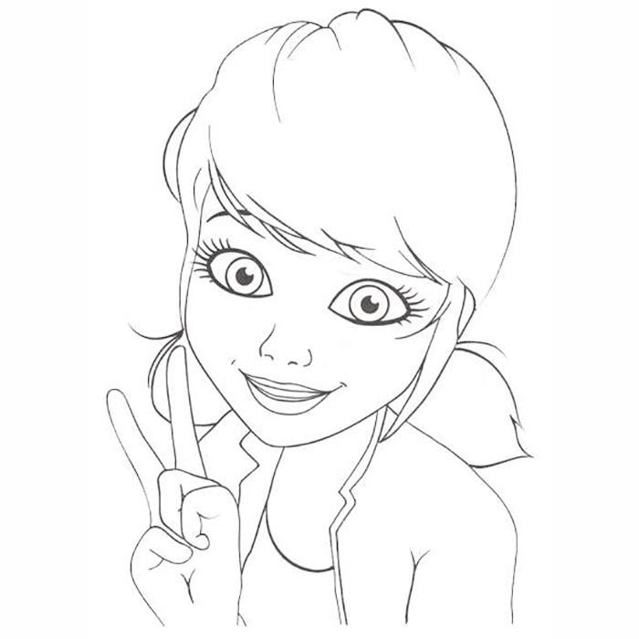 Рисунки карандашом для срисовки для начинающих людей (29)
