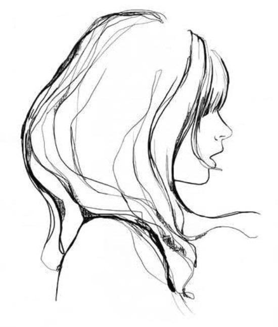 Рисунки карандашом для срисовки для начинающих людей (8)