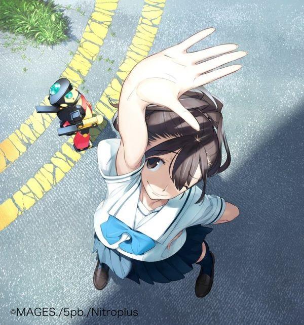 С добрым утром аниме арты в лучшем формате (4)