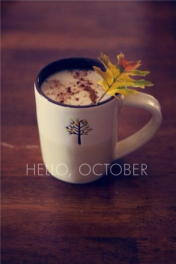 Красивые открытки на утро октября для родных (15)