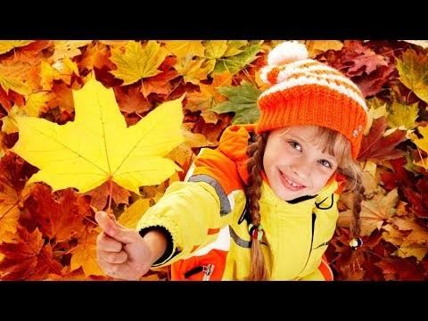 Осень в лесу красивые картинки для детей и родителей (12)