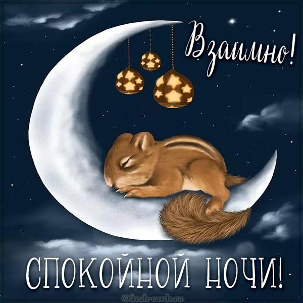 Доброй ночи ноября, холодная осень - картинки и открытки (9)