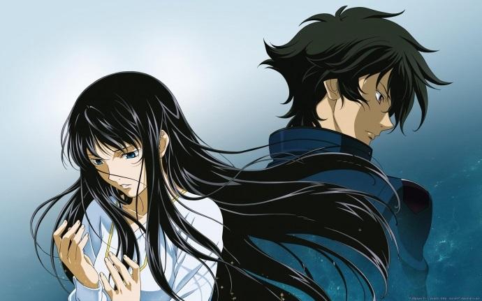 Картинки девушка и парень спиной друг к другу (23)