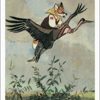 Красивые рисунки на тему Моя любимая сказка (27)