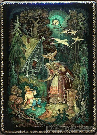 Красивые рисунки на тему Моя любимая сказка (7)