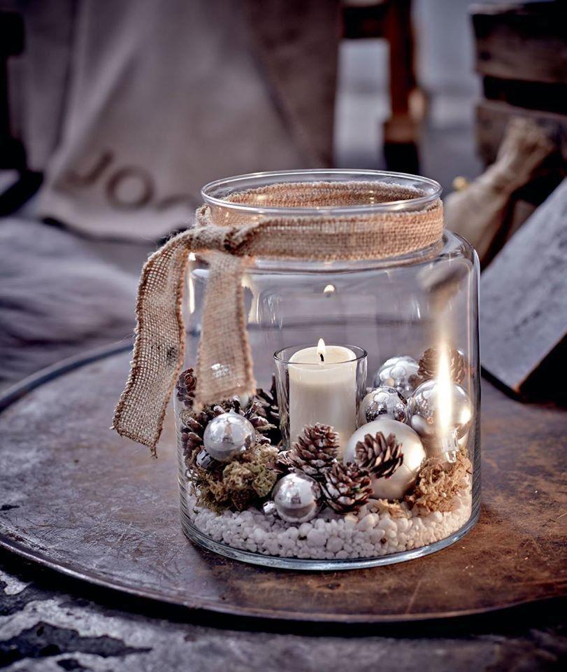Новогодние украшения из ничего - подборка идей с фото (18)
