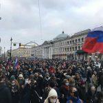 Акция протеста 23 января 2021 года в России — фото