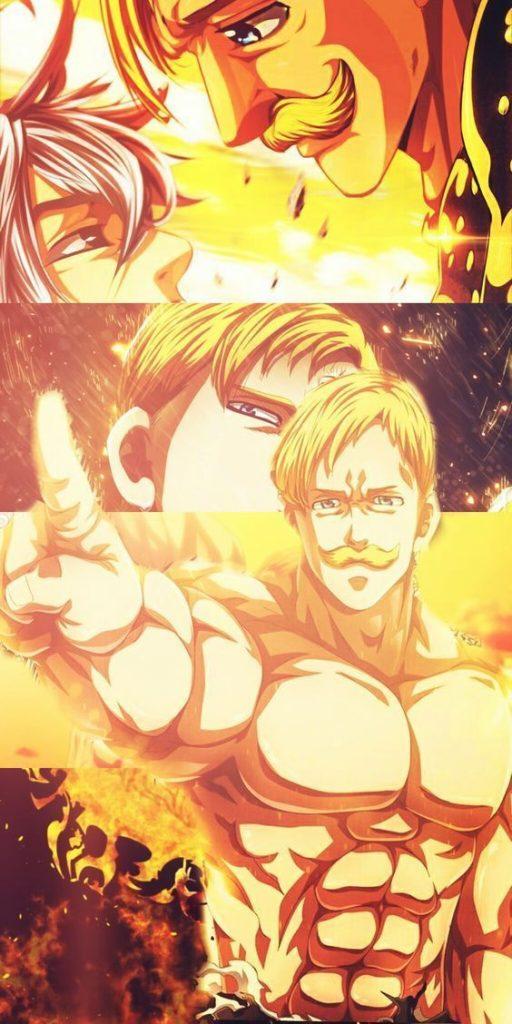 Wallpaper Meliodas, лучшие обои из аниме (11)