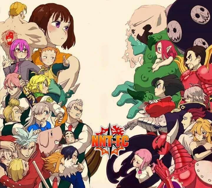 Wallpaper Meliodas, лучшие обои из аниме (18)