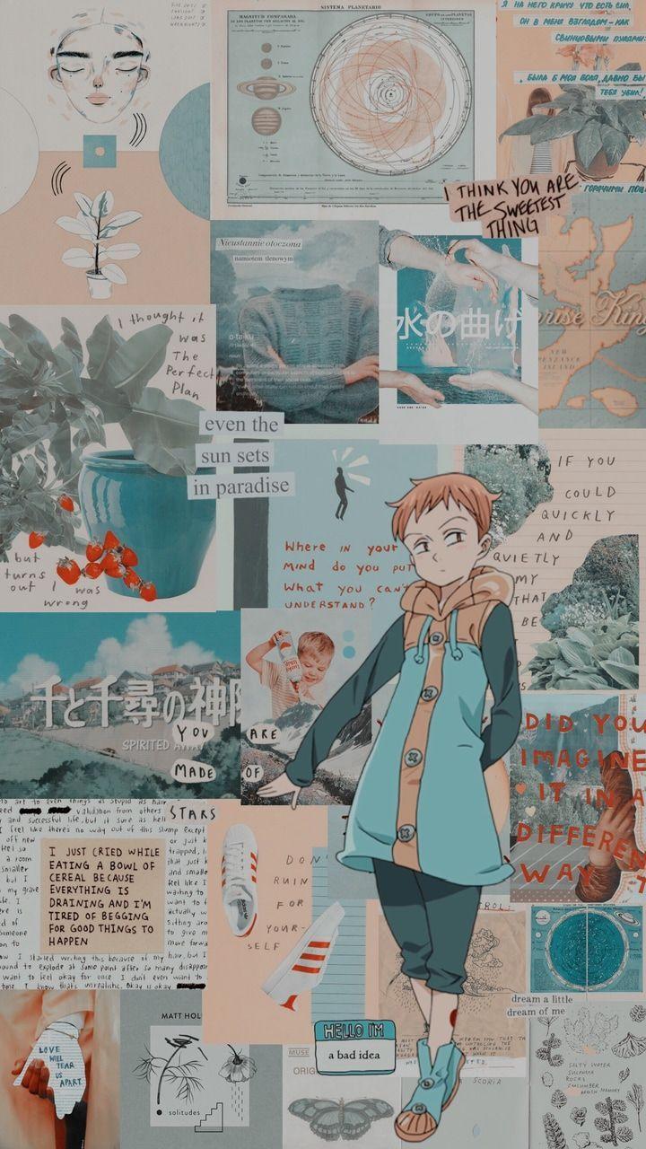 Wallpaper Meliodas, лучшие обои из аниме (2)