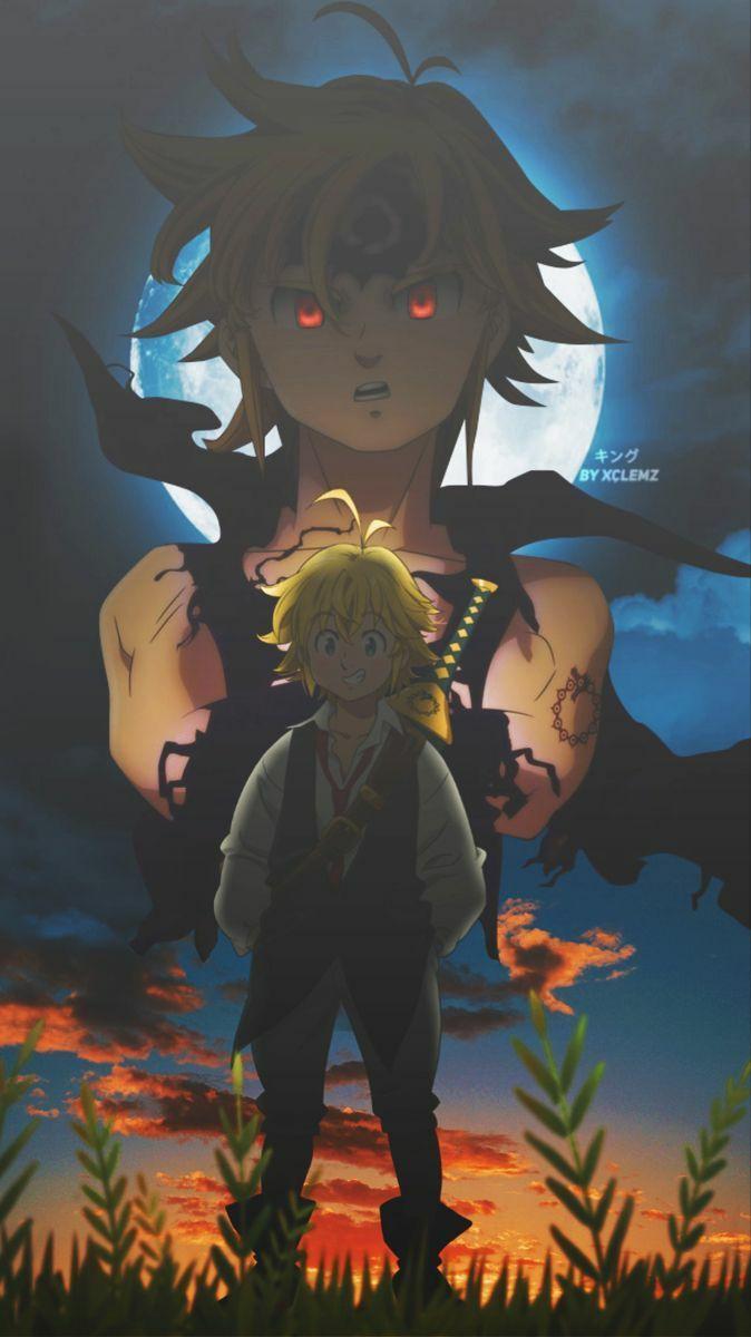 Wallpaper Meliodas, лучшие обои из аниме (25)