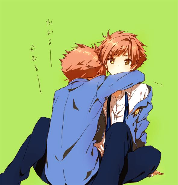 Красивые картинки Хикару и Каору (1)