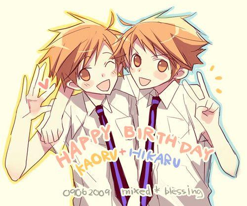 Красивые картинки Хикару и Каору (14)