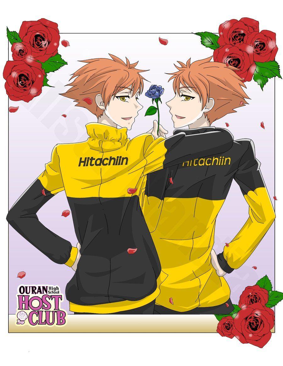 Красивые картинки Хикару и Каору (2)