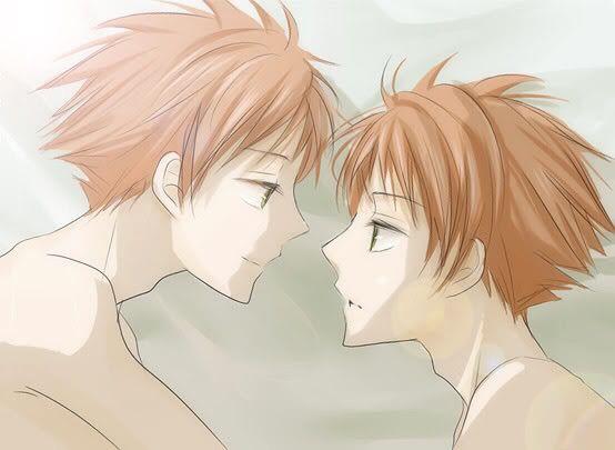 Красивые картинки Хикару и Каору (21)